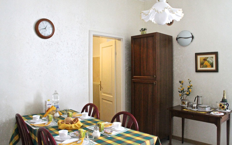 Desayuno Trieste bed And breakfast